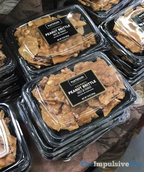 Marketside Gourmet Peanut Brittle