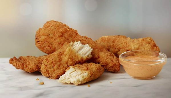 McDonald s Buttermilk Crispy Tenders