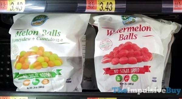 New World Farms Melon Balls and Watermelon Balls