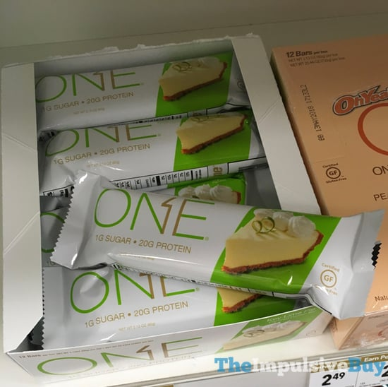 Oh Yeah Key Lime Pie Protein Bar
