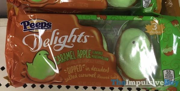 Peeps Delights Caramel Apple