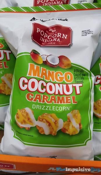 Popcorn Indiana Mango Coconut Caramel Drizzlecorn