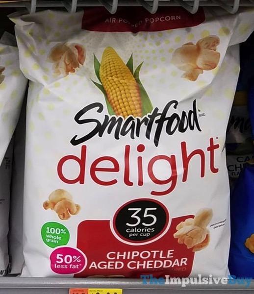 Smartfood Delight Chipotle Aged Cheddar Popcorn
