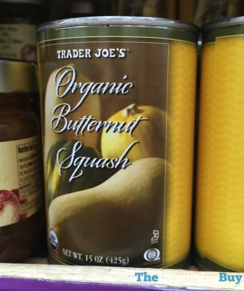 Trader Joe s Organic Butternut Squash