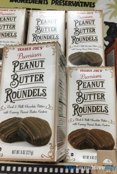 Trader Joe s Premium Peanut Butter Roundels
