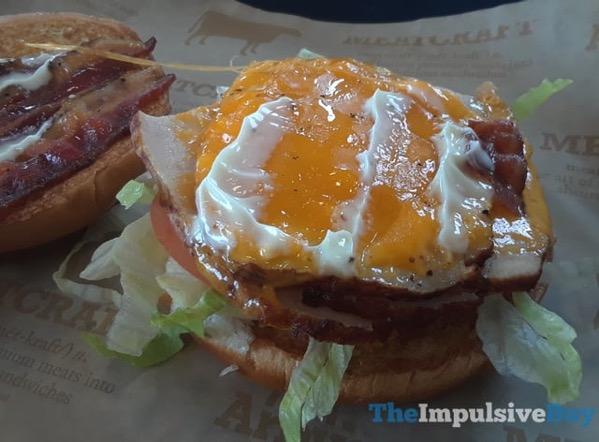 Arby s Deep Fried Turkey Club 3