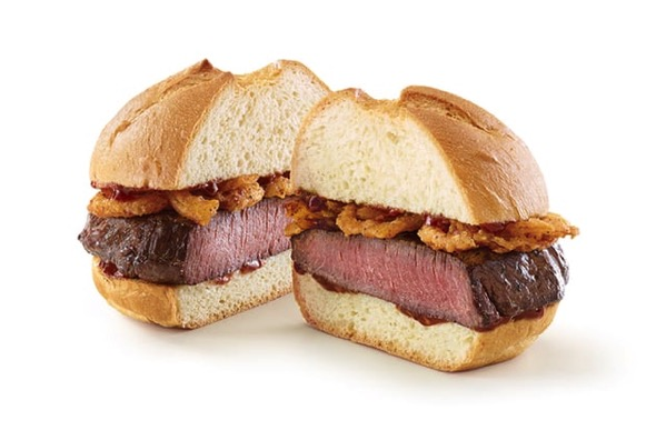 Arby s Venison Sandwich