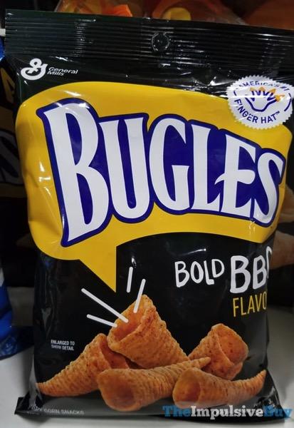 Bugles Bold BBQ