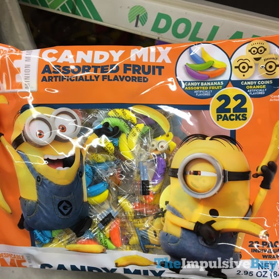 Despicable Me Assorted Fruit Candy Mix