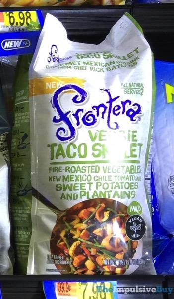 Frontera Veggie Taco Skillet