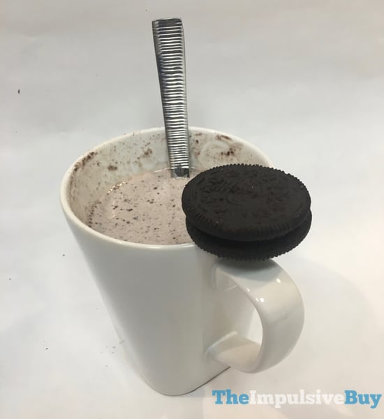 Limited Edition Hot Cocoa Oreo Cookies 5