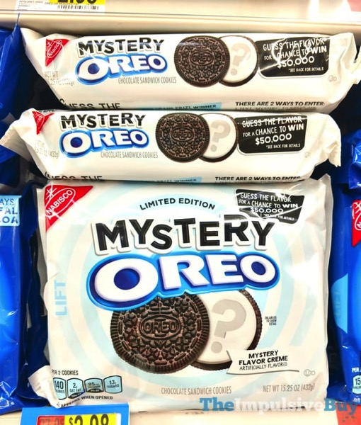 Limited Edition Mystery Oreo Cookies
