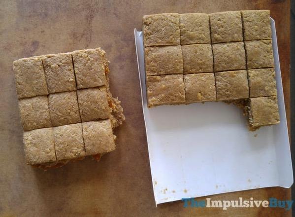 Nestle Toll House Limited Edition Pumpkin Cobbler Cookie Dough 2