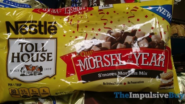 Nestle Toll House Our Morsel of the Year S mores Morsels Mix