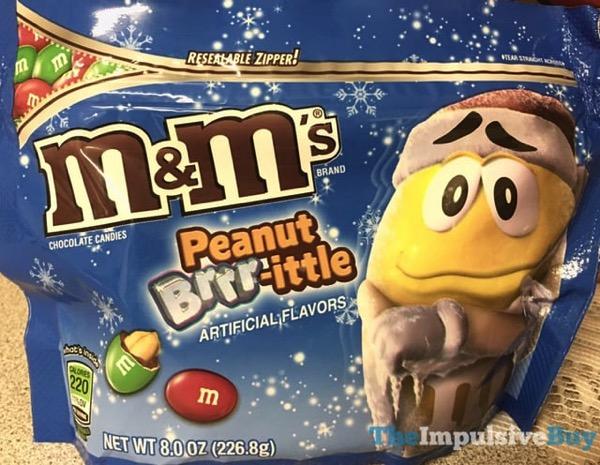Peanut Brrr ittle M M s