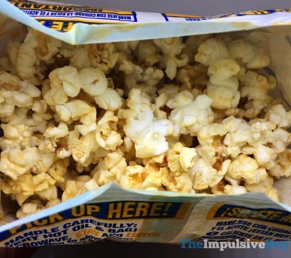 Pop Secret Limited Edition Pumpkin Spice Popcorn 3