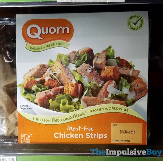 Quorn Meat Free Chicken Strips