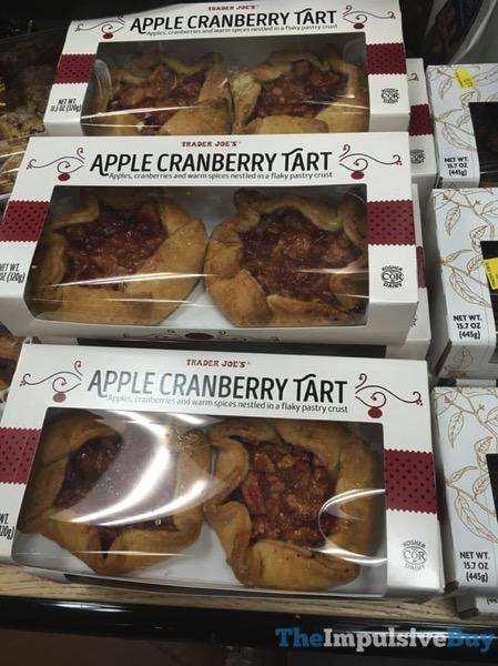 Trader Joe s Apple Cranberry Tart
