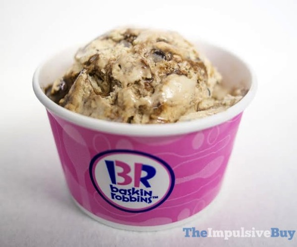 Baskin Robbins Tiramisum Ice Cream