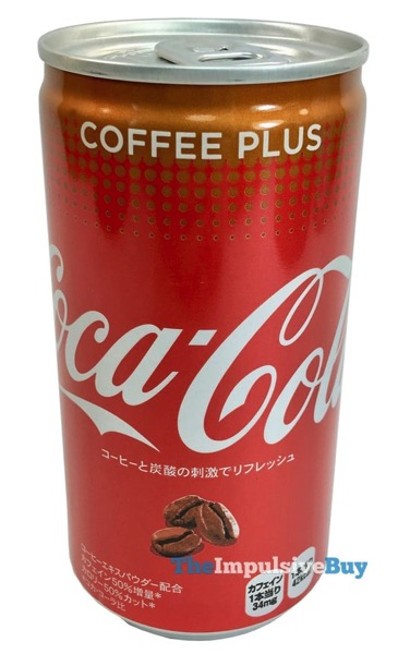 Coca Cola Coffee Plus