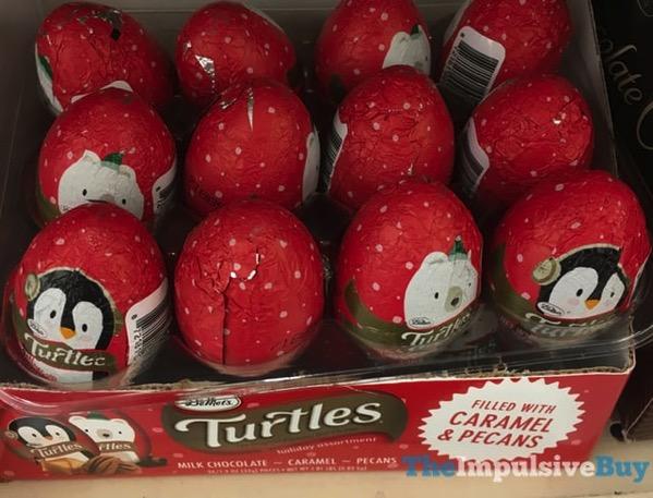 DeMet s Turtles Holiday Assortment Penguins