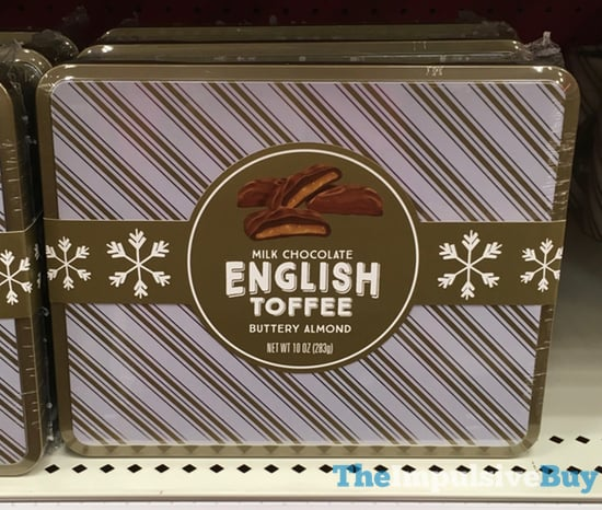 Milk Chocolate English Toffee