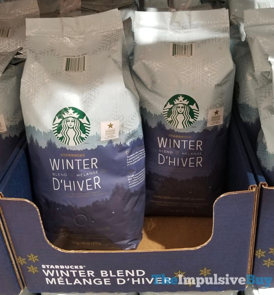 Starbucks Winter Blend Melange D hiver