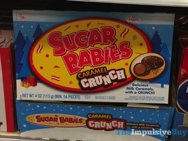 Sugar Babies Caramel Crunch