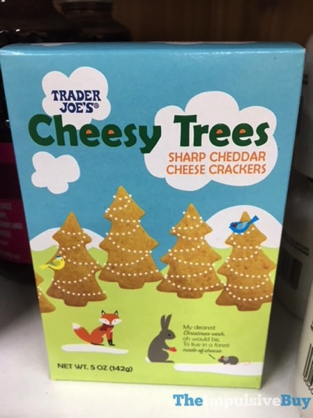 Trader Joe s Cheesy Trees