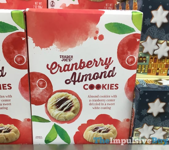 Trader Joe s Cranberry Almond Cookies
