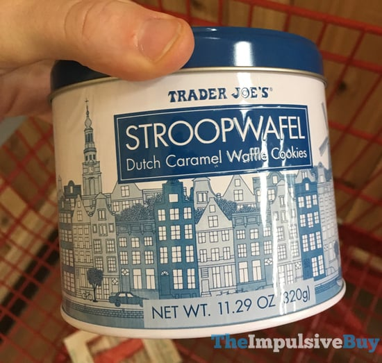 Trader Joe s Stroopwafel  2017