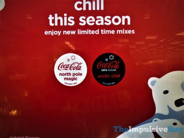 Coke Freestyle 2017 Holiday Mixes