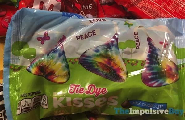 Hershey s Tie Dye Milk Chocolate Kisses