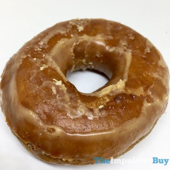 Krispy Kreme Gingerbread Glazed Doughnut 2