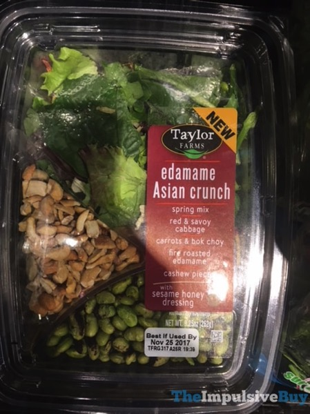 Taylor Farms Edamame Asian Crunch