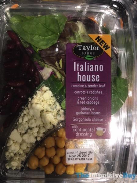 Taylor Farms Italiano House