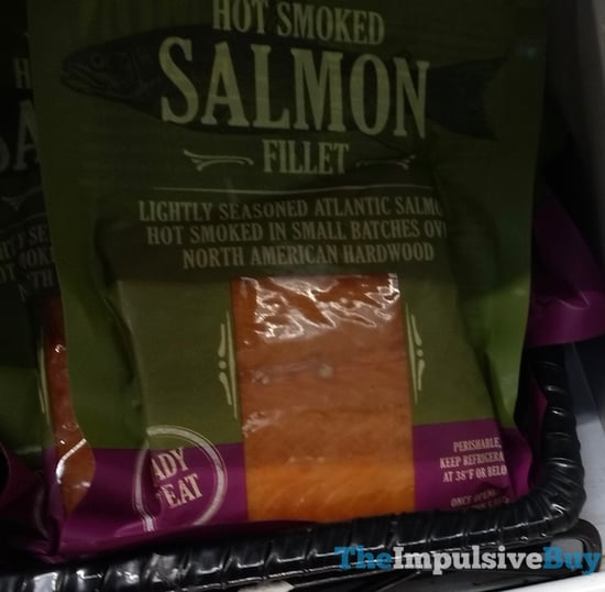 Trader Joe s Hot Smoked Salmon Fillet