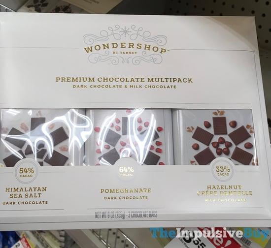Wondershop at Target Premium Chocolate Multipack
