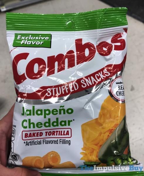 Combos Jalapeno Cheddar  Walgreens Exclusive Flavor