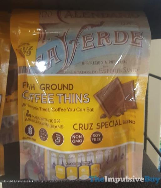 Cruz 1879 Cruz Special Blend Fresh Ground Coffee Thins