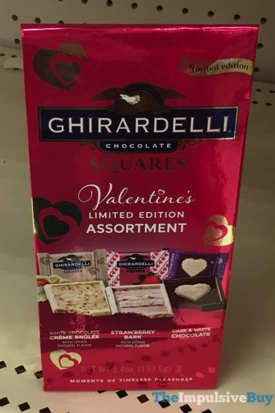 Ghirardelli Limited Edition Valentine s Limited Edition Assortment 2018