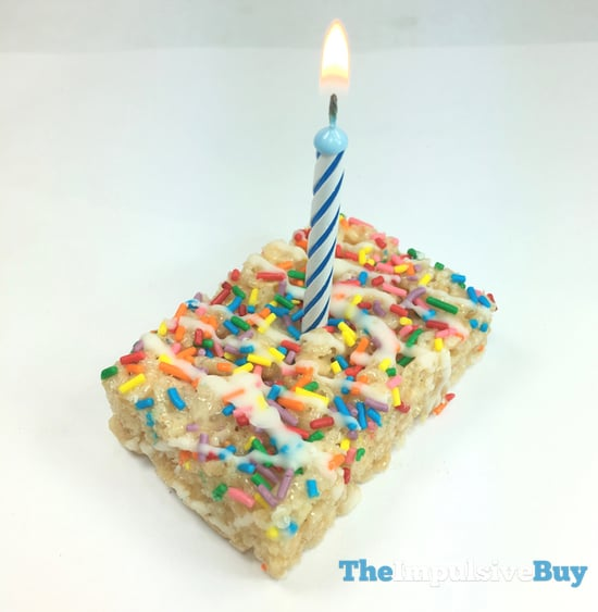 Kellogg s Birthday Cake Rice Krispies Treats