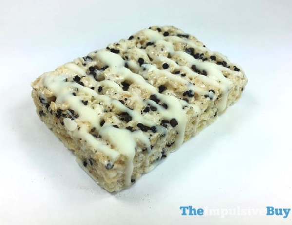 Kellogg s Cookies  n Creme and  Rice Krispies Treats