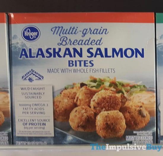 Kroger Multi Grain Breaded Alaskan Salmon Bites jpg