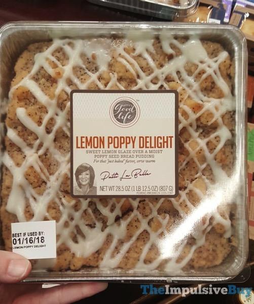 Patti s Good Life Lemon Poppy Delight