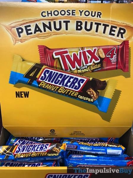 Snickers Peanut Butter Crisper