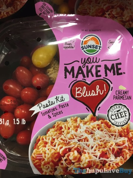Sunset You Make Me Blush Pasta Kit jpg