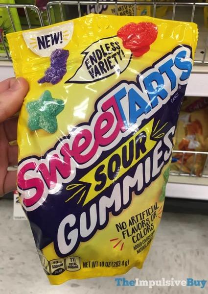 Sweetarts Sour Gummies 10 Ounce Bag