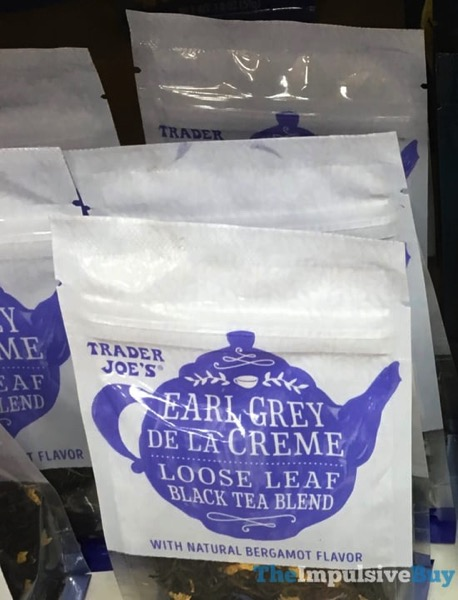Trader Joe s Earl Grey de la Creme Loose Leaf Black Tea Blend