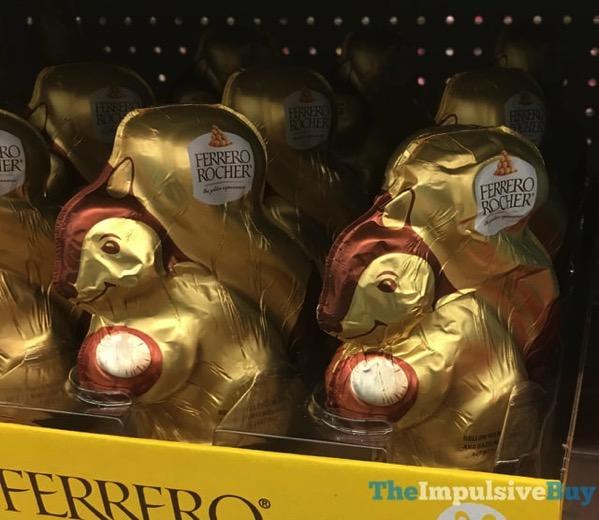 Ferrero Rocher Squirrel